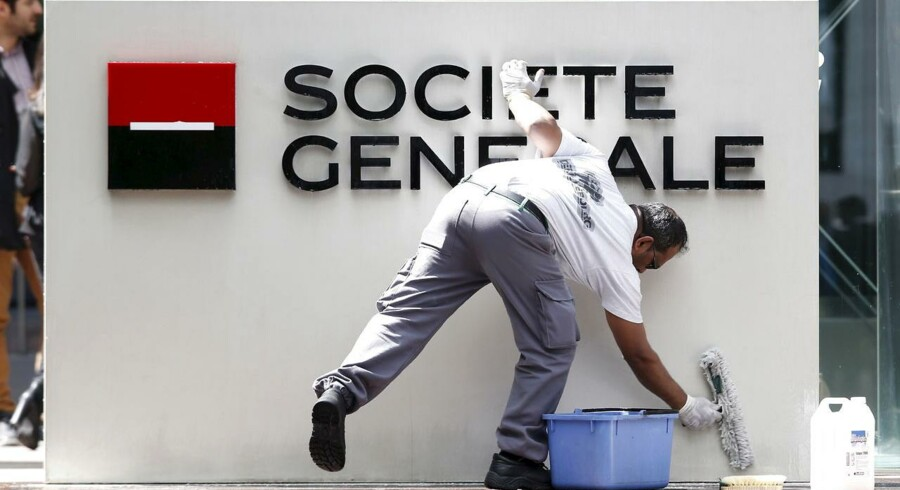 Den franske storbank Société Générale har i andet kvartal landet det bedste resultat siden finanskrisens indtog, og banken tog samtidig aktieanalytikerne på sengen.