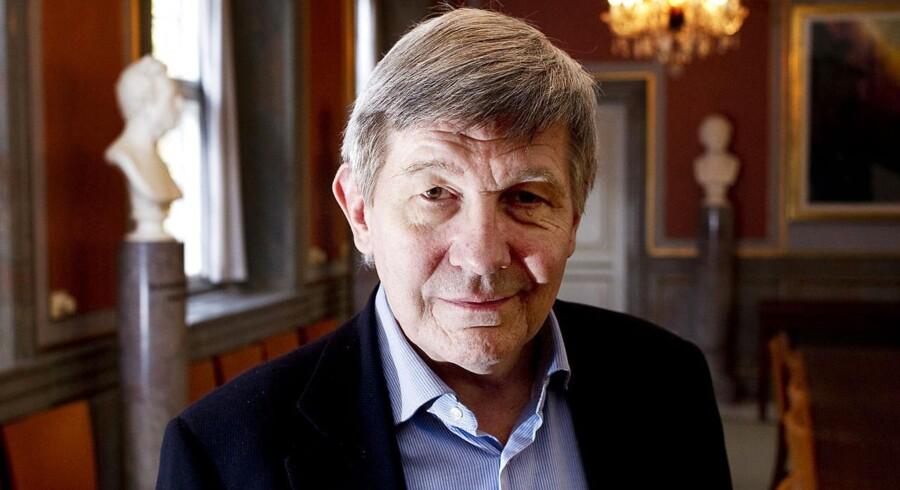 ARKIVFOTO. Ralf Hemmingsen er ny formand for Rektorkollegiet.