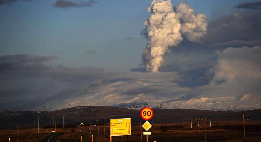 Da den islandske vulkanEyjafjallajökull i 2010 spredte en askesky over store dele af Europa kostede det branchen 18 milliarder kr.
