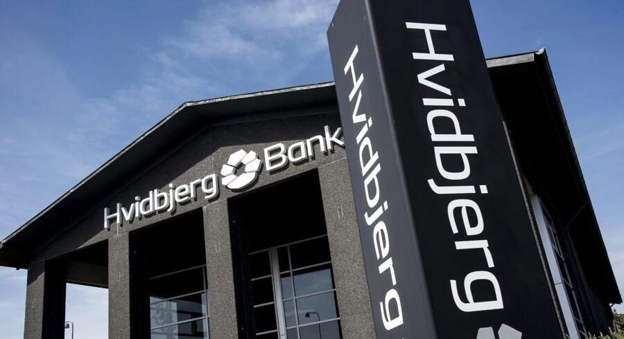 Tirsdag, den 18. august 2015 Hvidbjerg Bank Foto: Morten Dueholm