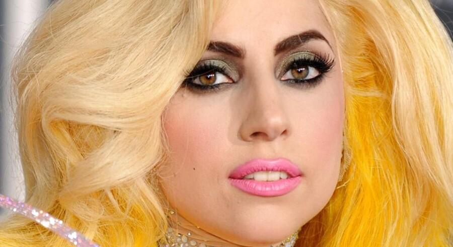 Lady Gaga er en af de kunstnere, som skal optræde til YouTube Music Awards.