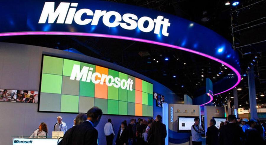 IT-giganten Microsoft skal fyre 5.000, efter at krisen også har ramt IT-branchen massivt. Også Danmark bliver ramt.