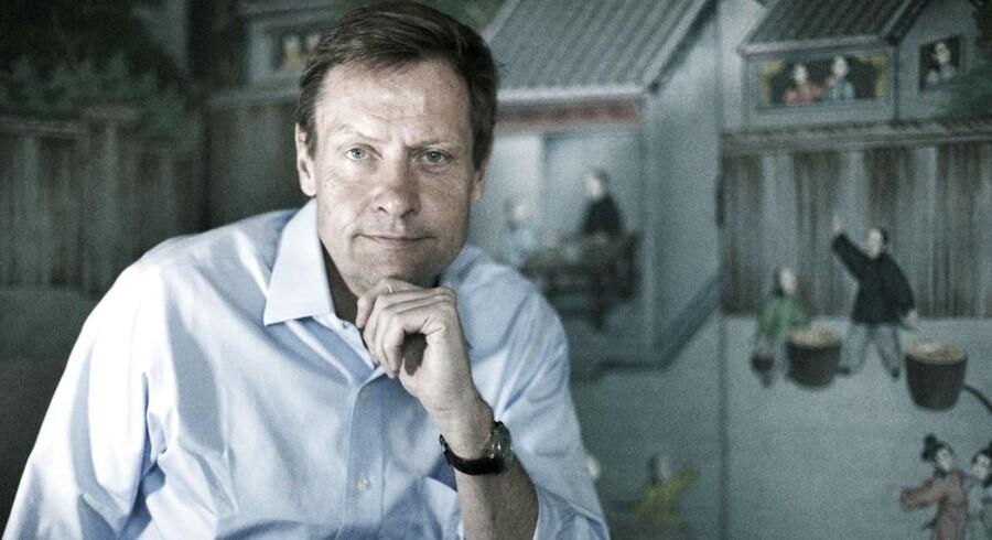 Dongs nye formand Thomas Thune Andersen åbner op for en opsplitning af selskabet inden en børsnotering i 2018.