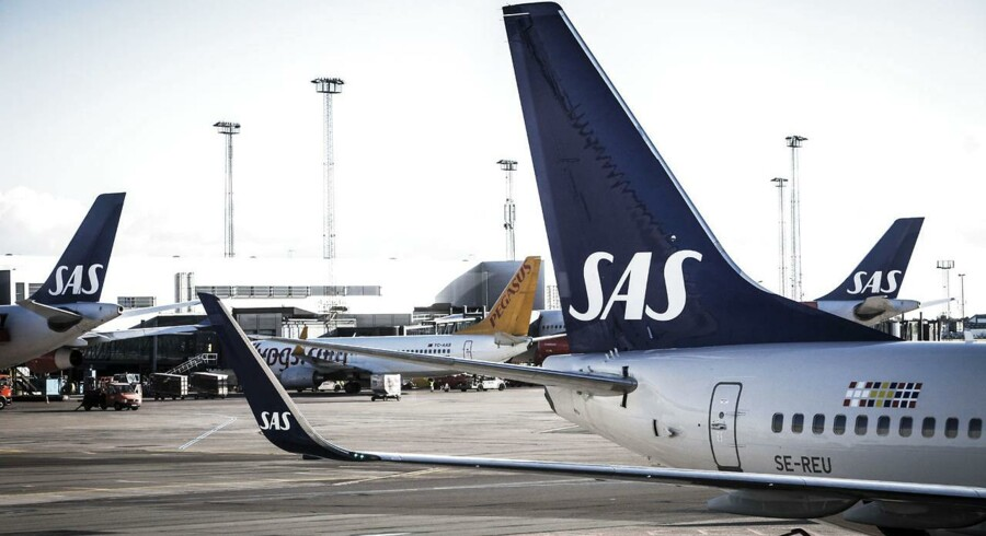 Flyselskabet SAS sælger ud.