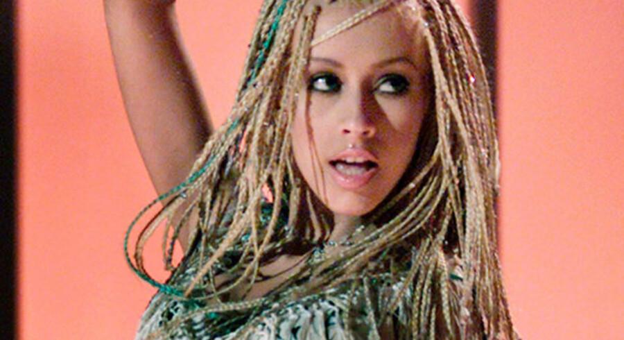 Popsilden Christina Aguilera