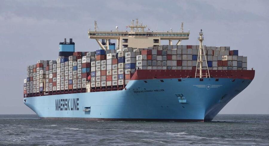 Det mangeårige nedadgående pres på profitabiliteten i Stillehavet udgør en alvorlig risiko for serviceniveauet. Vi vil ikke føre an, men satser på at Transpacific Stabilization Agreement (rederisamarbejde, red.) vil håndtere den udfordring til fordel for alle interessenter, skriver Maersk Line i et nyhedsbrev.