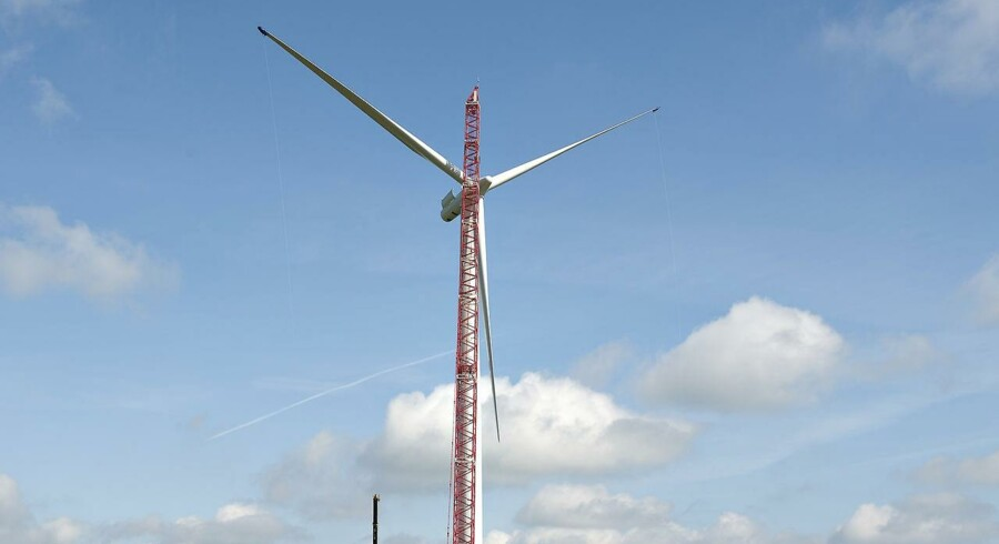 Siemens vindmølleaktiviteter måtte i fjerde kvartal kæmpe med tekniske problemer og et underskud på 66 mio. euro