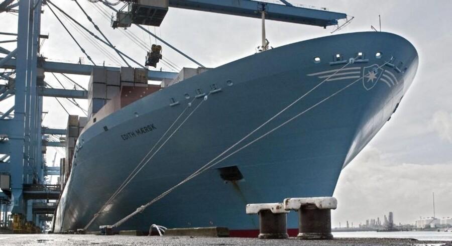 Transport af kølevarer kan give Maersk Line jackpot, forudser Nordea-analytiker.