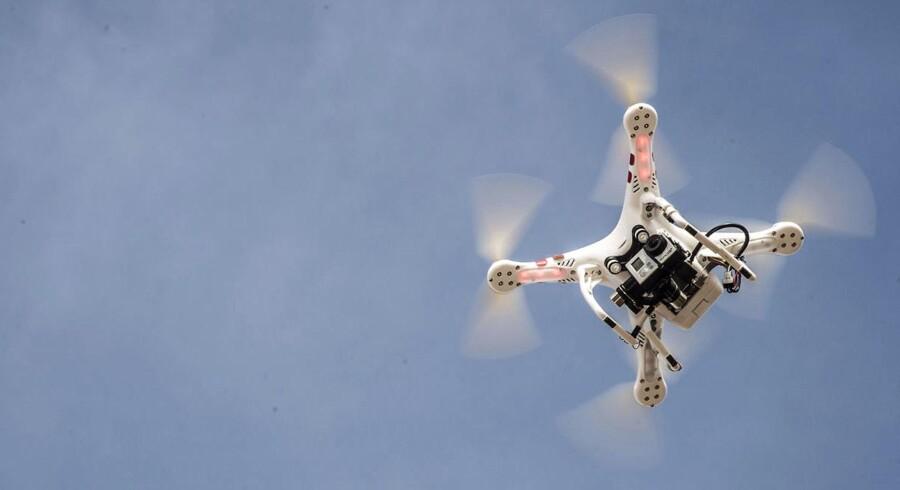 ARKIVFOTO 2015 af drone.