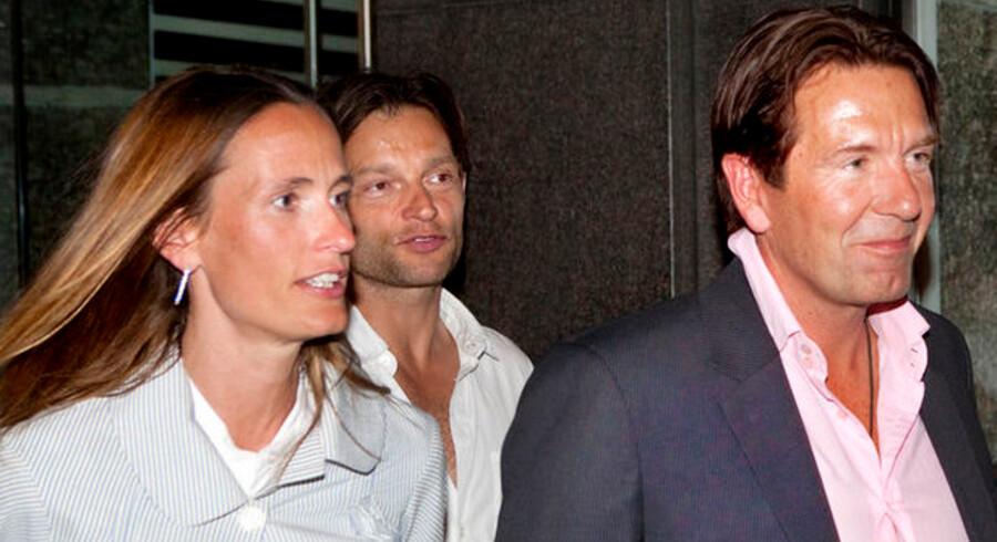 Erik Damgaard vil gerne af med sin luksuslandejendom og har derfor sat prisen ned med 15 pct.