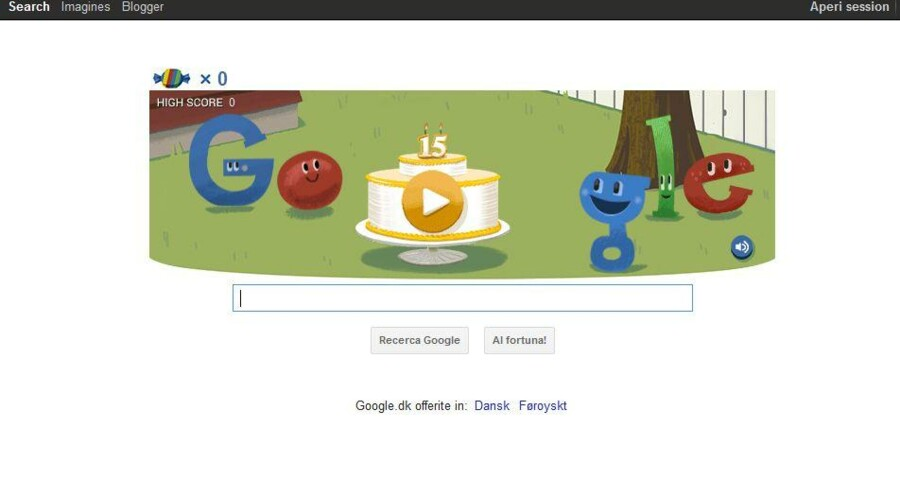 Google fejrer 27. september sin 15-års fødselsdag og har samtidig hemmeligt opdateret sin søgemaskine.
