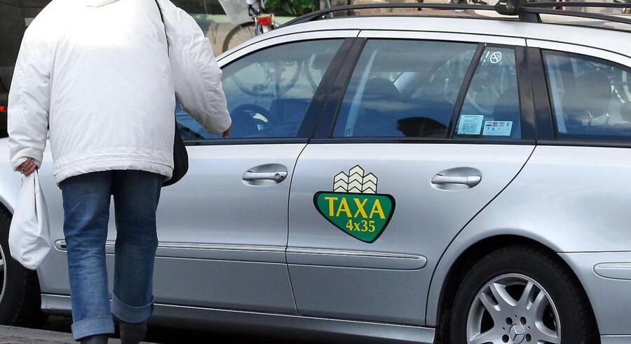 Taxaselskabet Taxa 4x35 har tabt en sag om eneret på navnet »taxa.«