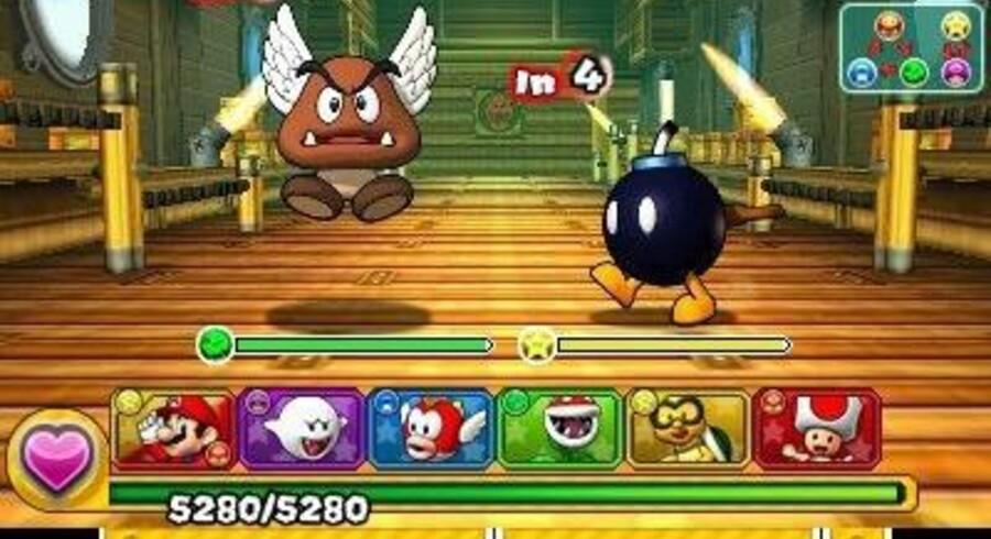 »Puzzle & Dragons Z + Puzzle & Dragons Super Mario Bros. Edition« er alt, hvad fan er sådanne spiltyper kan drømme om.