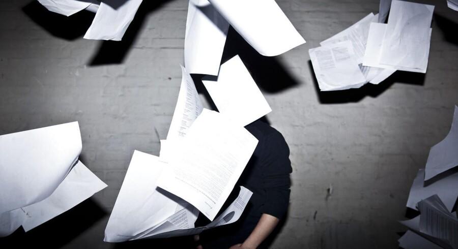Rapporter, instrukser, vejledninger, indberetninger ...