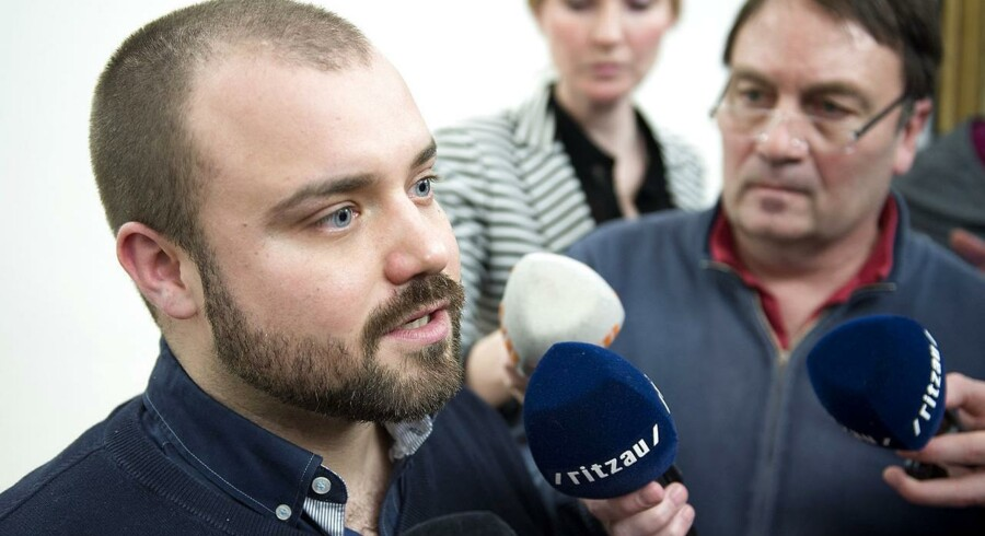 Enhedslistens Nikolaj Villumsen.