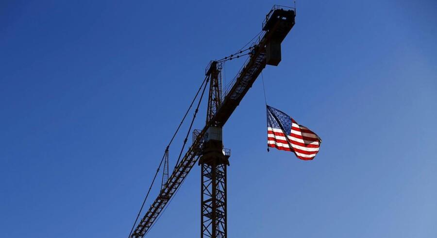 Kapacitetsudnyttelsen i USA landede på 79,7 pct. i december