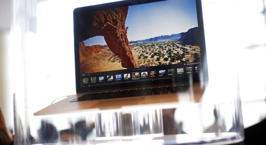 MacBook med superskærm og opdateringer af styresystemerne til både PCerne, iPad og iPhone var blandt nyhederne fra Apples udviklerkonference.