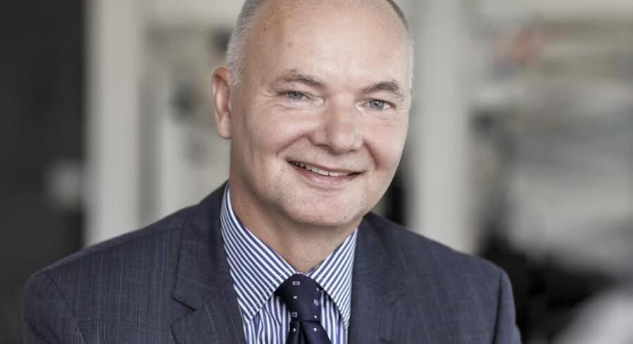 Boris Nørgaard Kjeldsen har fået Novo A/S og Tryghedsgruppen ind i ejerkredsen af DADES, og i sidste uge var han og den nye bestyrelse på rundtur til nogle af ejendommene. PR-foto.
