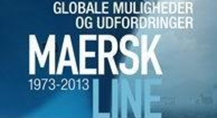 Maersk Line Chris Jephson og Henning Morgen Gyldendal Business 544 sider 450 kroner