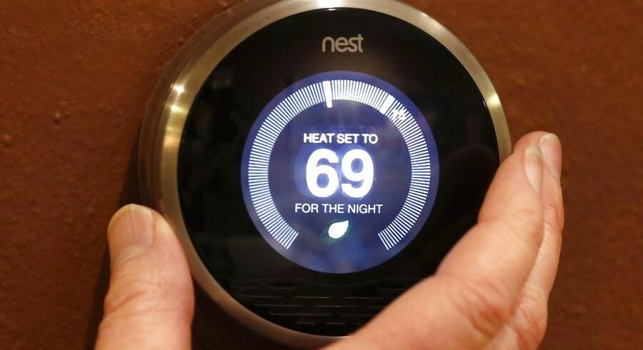 Googlede købte i januar Nest for 3,2 milliarder dollars, selvskabet har bl.a. udviklet en intelligent termostat der fokusere på slutbrugerens adfærd og reagere efter denne.