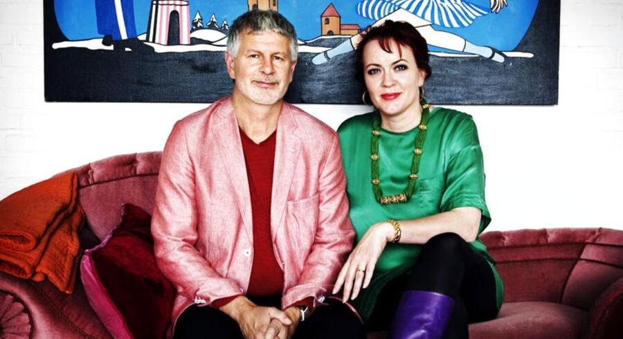 Ægteparret Mette Rode Sundström og Bengt Sundström køber endnu et svensk auktionshus
