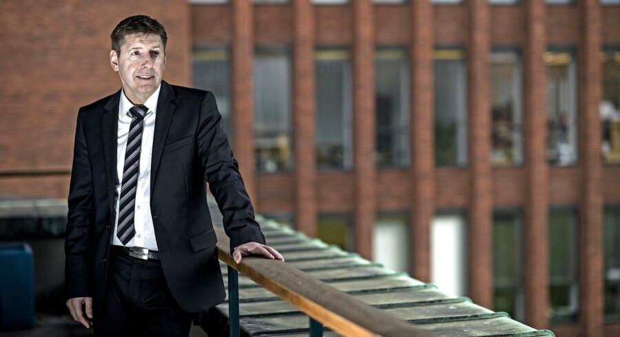 CEO i FLSmidth Thomas Schulz.