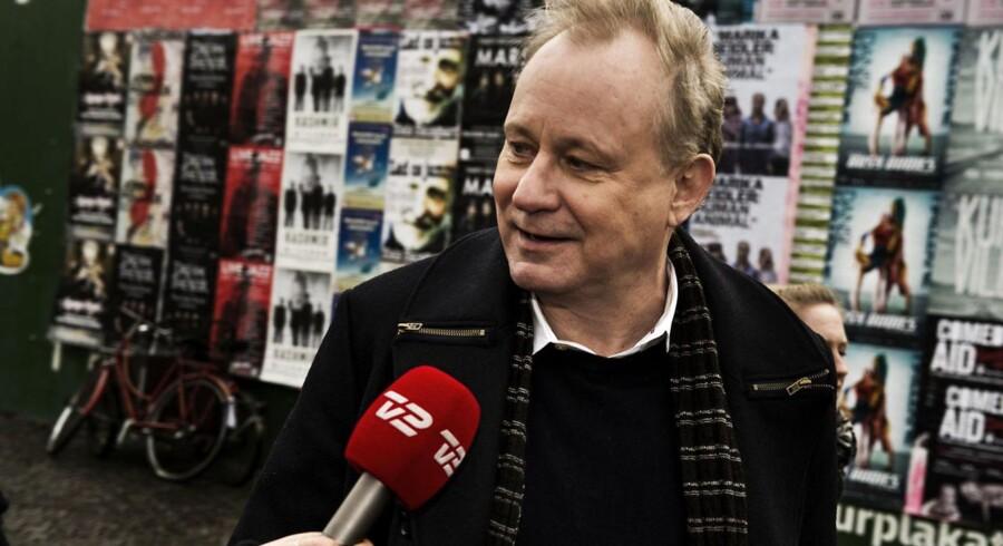 En af årets nominerede til en Bodil for bedste mandlige hovedrolle er Stellan Skarsgård (Nymphomaniac).