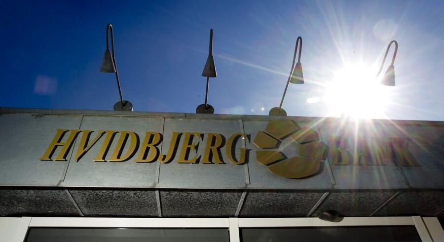Hvidbjerg Bank.