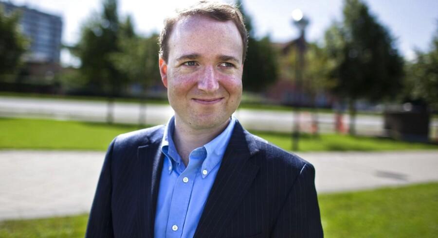 Michael Aastrup Jensen (V).