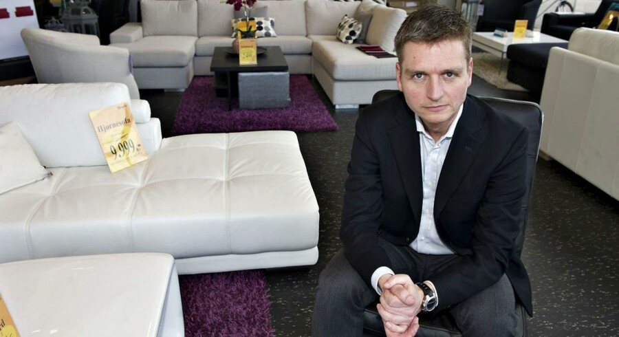 Thomas Hagerup bliver direktør for Møblér, der er resultatet af en sammenlægning af DanBo og Smag og Behag.