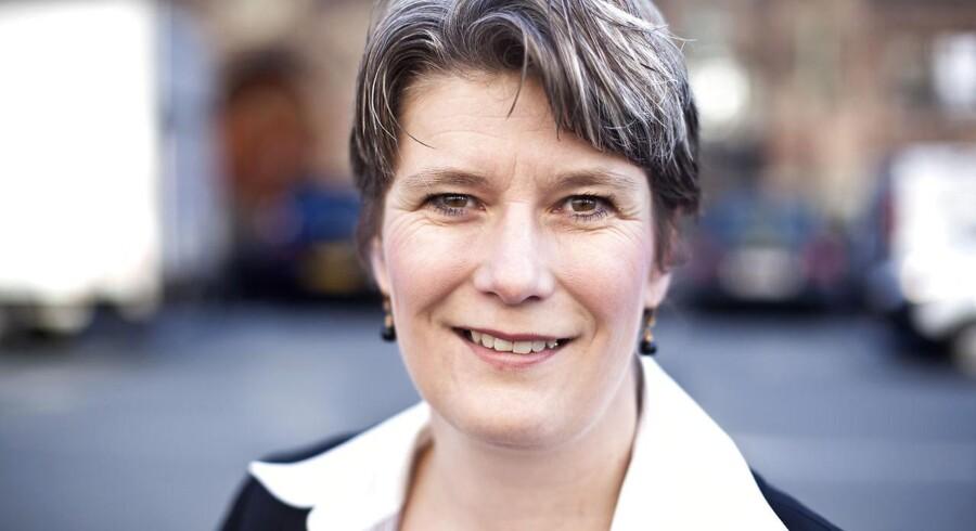 Gitte Lillelund Bech. ARKIVFOTO.