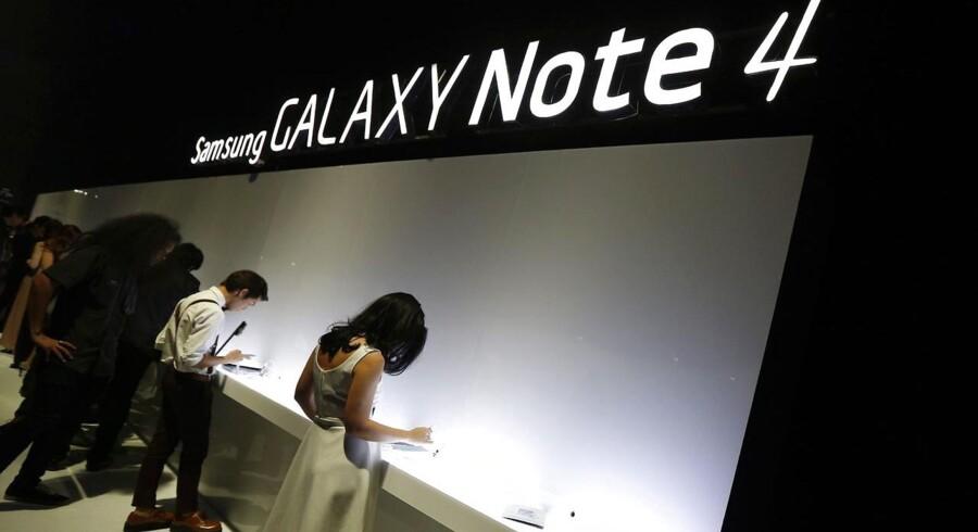 Offentliggørelsen af Samsungs kvartalregnskab er blot en af dagens begivenheder.