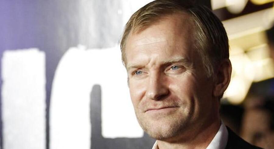 """Ulrich Thomsen spiller superskurk i """"Banshee""""."""