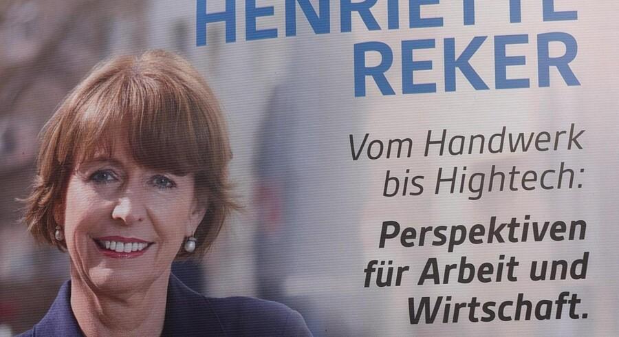 Eksperter og politikere er bekymrede over den stigende radikalisering på højrefløjen, der forleden førte til attentatet på politikeren Henriette Reker. Foto: Patrik Stollarz