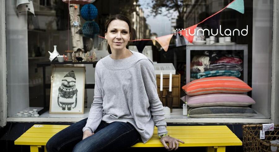 ARKIVFOTO. New York Times mener blandt andet, at man bør besøge butikken Mumuland på Gammel Kongevej. Her ses indehaveren af Mumuland, Charlotte Munk Thalund.