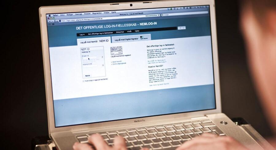 NemID blev onsdag aften ramt af endnu et DDoS-angreb, der gjorde det stort set umuligt for danskerne at logge på netbanken eller offentlige hjemmesider.