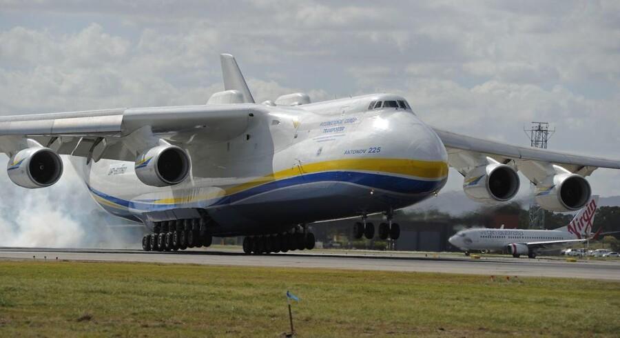 Hvorvidt Antonovs »AN-225 Mriya« - også kendt som verdens største fly - kommer til at rulle ud af de genåbnede fabrikshaller, må tiden vise. Men faktum er, at flyikonet nu lægger distance til Rusland med samarbejdet med Aviall.