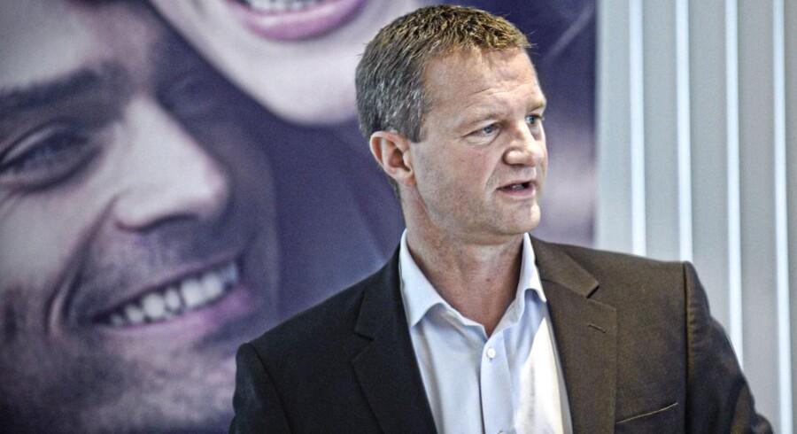 Tidligere Pandora direktør Mikkel Vendelin Olesen