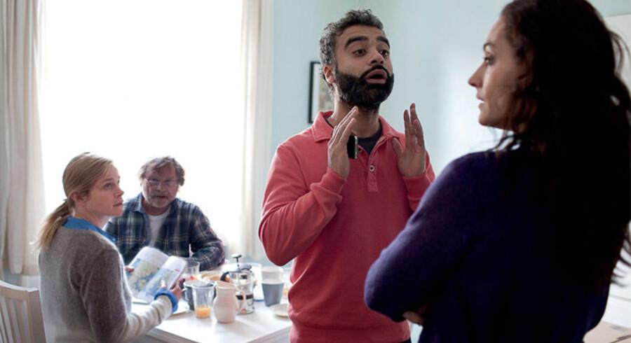 SF ønsker større etnisk mangfoldighed i dansk film. Her er den omdiskuterede film »MGP Missionen«. Foto: SF Film