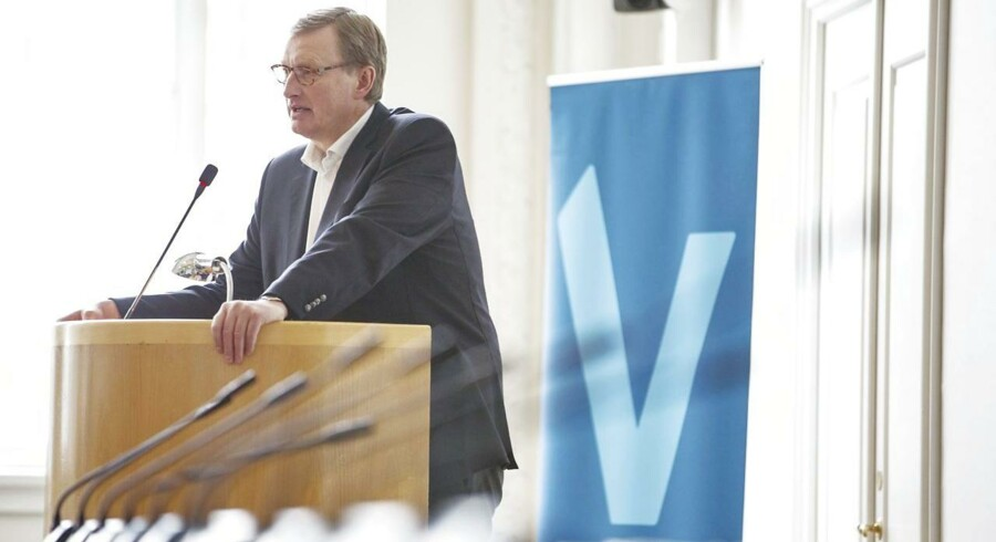 Venstres erhvervsordfører vil støtte regeringen, hvis den kommer med forslag om at tillade såkaldte hypermarkeder.
