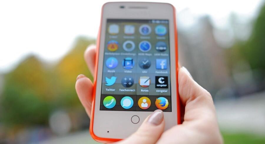 Mere end 59 % af danskerne ejer en smartphone, og 70 % af dem forlader aldrig hjemmet uden deres telefon.