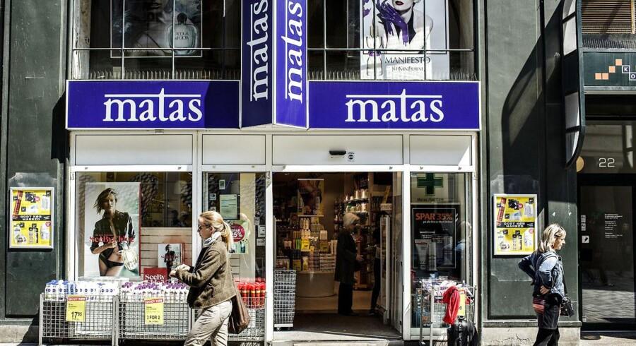 Økonom har haft luppen fremme efter Matas' regnskab og vurderer, at kæden skal til at få styr på lagerstyring.