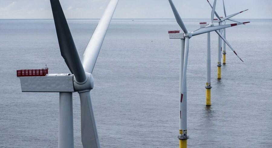 Dong vindmøller