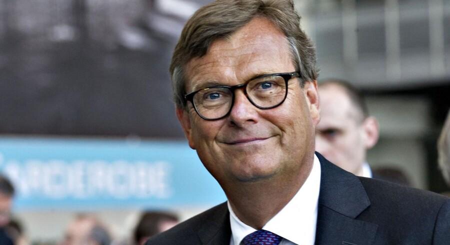 Michael Pram Rasmussen har valgt ikke at genopstille som formand i Topdanmark.