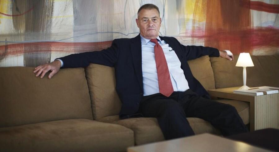 Asger Aamund har nu solgt alle aktier i Bavarian Nordic.
