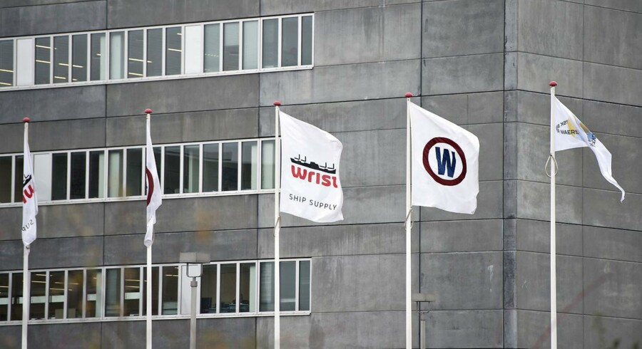 OW Bunker , Wrist Group, hovedkontor i Nørresundby / Aalborg. OW Bunker er ramt af svindelsag for ca 700 mill. kroner.