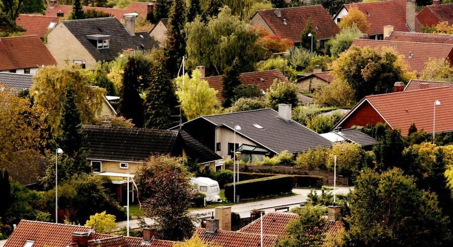 Grundskylden skal ned i de hårdest ramte kommuner, mener Venstres Jan E. Jørgensen.