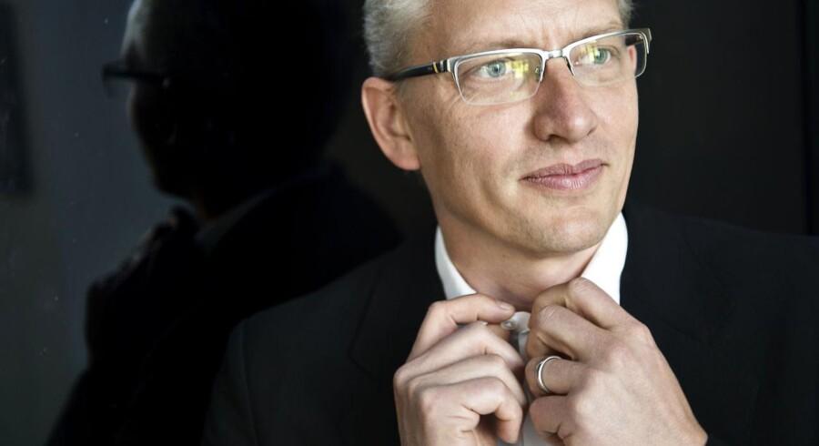 TK Development topchef Frede Clausen. Foto: Mathias Løvgreen Bojesen
