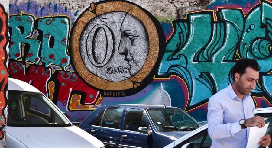 Grækerne har måske nul euro til IMF