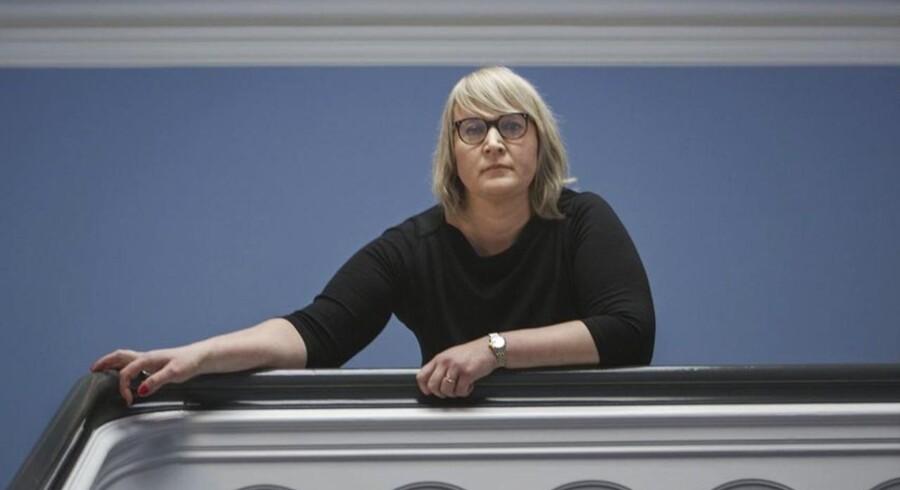 36-årige Christina Egelund er af Liberal Alliances hovedbestyrelse opstillet som spidskandidat for partiet til det kommende Europa-Parlamentsvalg 25. maj. Foto: Michael Bothager